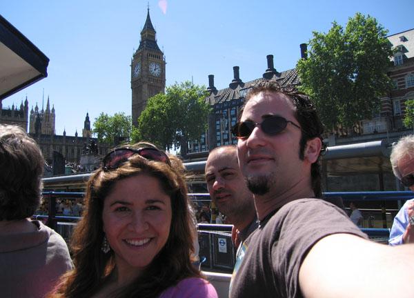 De Westminster a Greenwich: Navegando por el Támesis