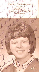 Cathy Prince - SWCS yearbook photo