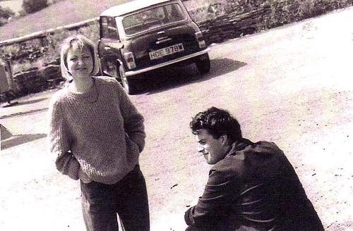 Pat, Dave a Mini