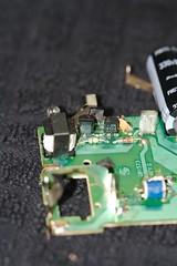 Catastrophic Transistor Failure