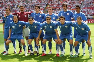 Tîm Paraguái