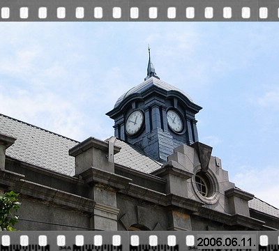 新竹火車站20060611