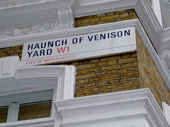 Haunch of Venison Yard (1)