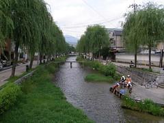 Shirakawa River
