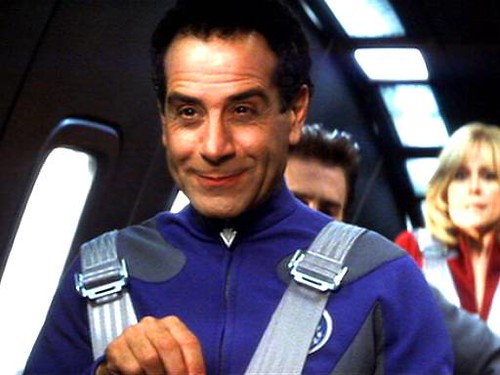 Tony Shalhoub as Fred Kwan in Galaxy Quest
