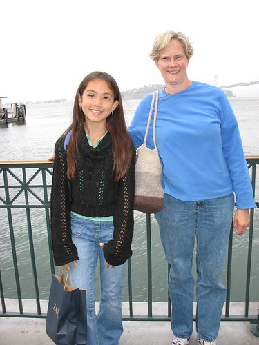 At the ferry bldg