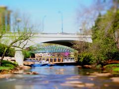 Reedy Bridges Fake Miniature