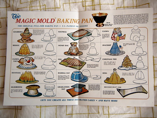 parrish's magic mold pan