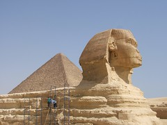 Egypt - Sphinx and Pyramid