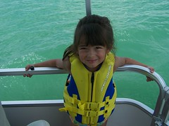 Kaylee the boat goddess!