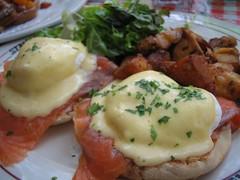 eggs norvegienne