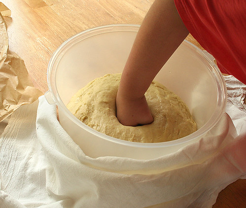 Challah Project: Baking with your kids - 13