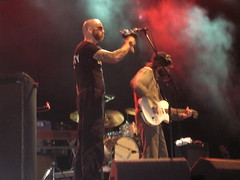 Eels at T in the Park 2006