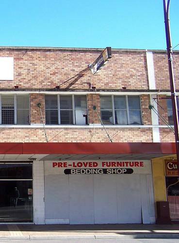 Jephson's Corner Gosford Mann Street side decay