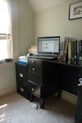 Where I Blog: Office