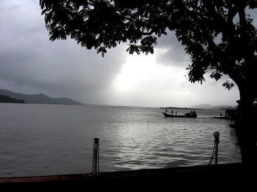 Kodibagh jetty