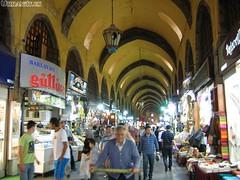 Estambul Bazar egipcio especias Gran Bazar Kapalicarsi