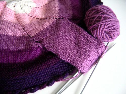 Pinwheel sleeve
