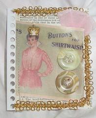 Button Queen