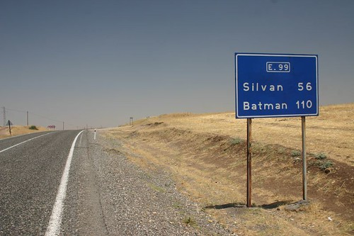 In these days of the superheroes the city of Batman might have gained a certain popularity...