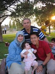 colin's turk family