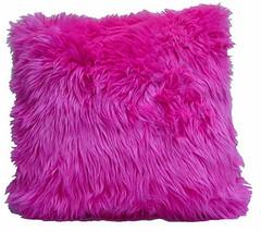rosa kudde