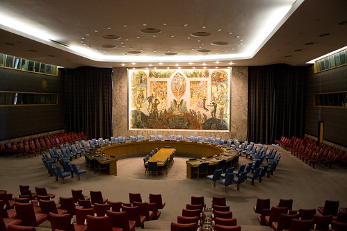 The Security Council:  Will you help or hinder peace?