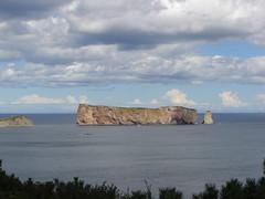 Perce Rock, Gaspe, Quebec