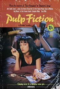 Pulp Fiction, Uma Thurman, poster del film y otras curiosidades sobre Pulp Fiction