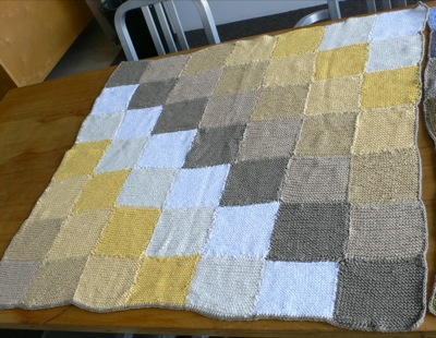 Sunny Colors Blanket