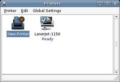 添加打印机