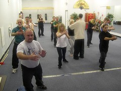 ifu Loupos teaches Tai Chi at Jade Forest, Rapid City