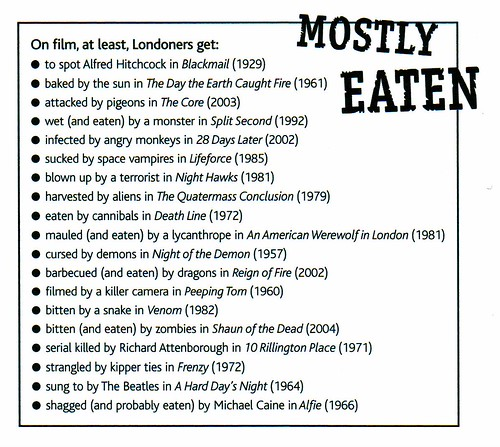 Mostly Eaten