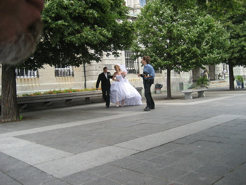 Montreal, Old: just married