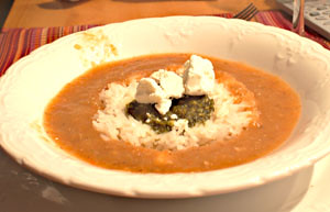 Roasted Tomato and Eggplant Soup | Dylan\'s Outlet