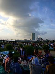 Fireworks@Tamagawa 2006 #1