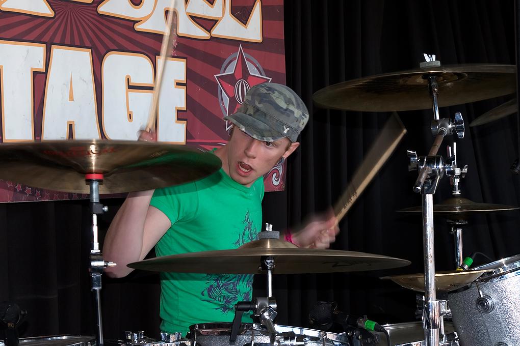 Drum drum