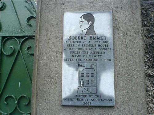 Robert Emmets Hideout