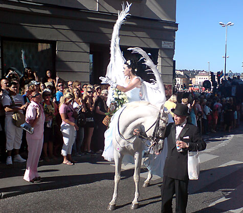 Pride 2006 i Stockholm