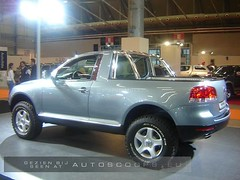 Touareg Pickup Conversion