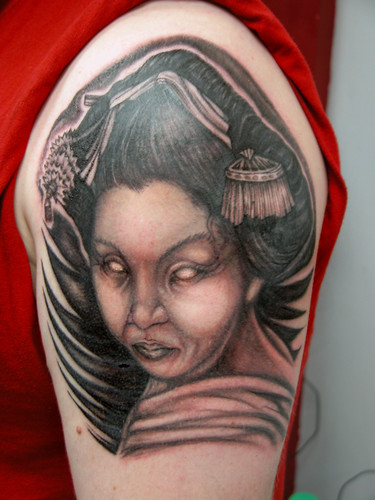 The red dragon tattoo shop is located in Richmond Virginia and they do some