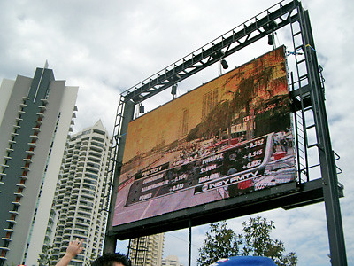 Gold Coast Indy Screen