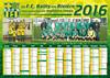 FCB calendrier 2016