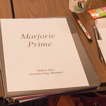 MARJORIE PRIME First Rehearsal at Writers Theatre