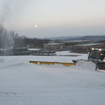 Open and making SNOW! 12.26.15