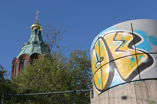 Katutaso - Helsinki Street Art Blog