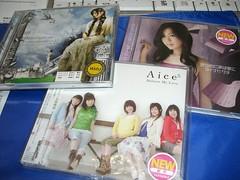 FictionJunction YUUKA 「Destination」、Aice5 「Believe My Love / 友情物語」、タイナカサチ 「きらめく涙は星に」