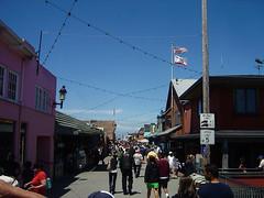 Monterey - Fishermans Wharf III