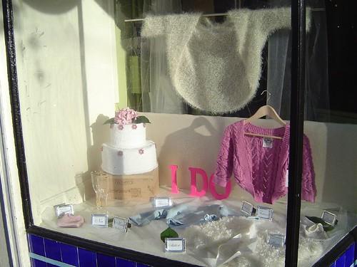 Noe Knit Wedding Window