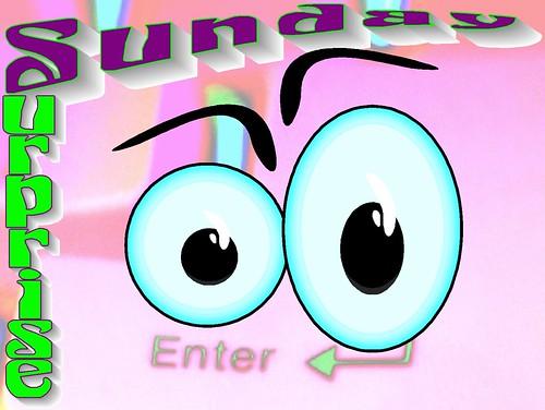 Sunday Surprise logo